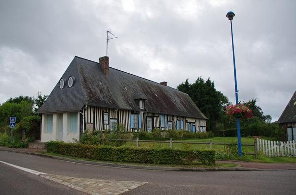 Maison à Colombage - Véloroute de la côte d'albâtre