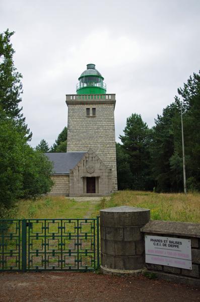 Phare d'Ailly - Véloroute de la côte d'albâtre
