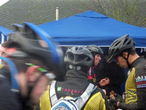 Cyclistes VTT - Raid VTT Saint Saulve 2013