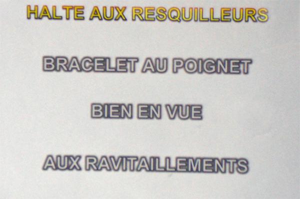 Affiche - Raid VTT Saint Saulve 2013