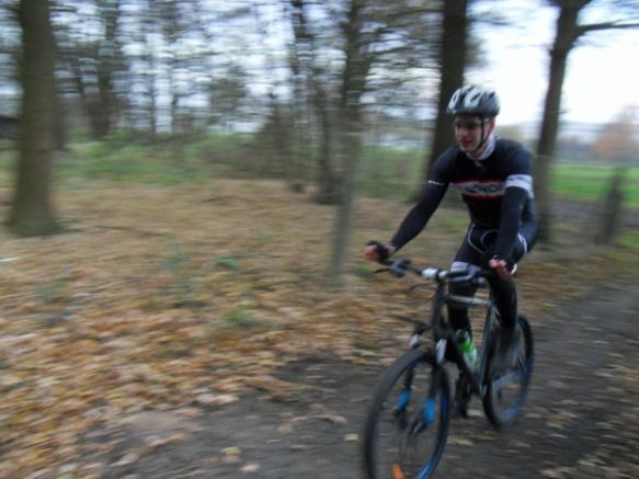 Cycliste - Ronde de Noël Roncq 2013