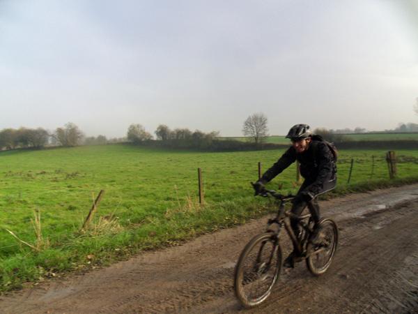 Cycliste VTT - Raid VTT Saint Saulve