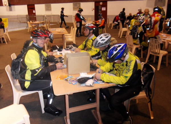 Inscriptions - Raid VTT Saint Saulve 2013