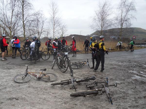 Chicon bike tour 2014 - ravitaillement