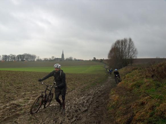 Chicon bike tour 2014 - cycliste