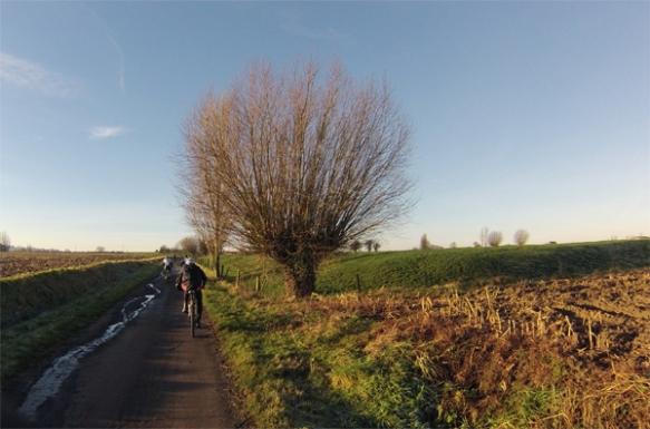 Lockedyzetoertocht - Kemmelberg VTT - Cyclistes