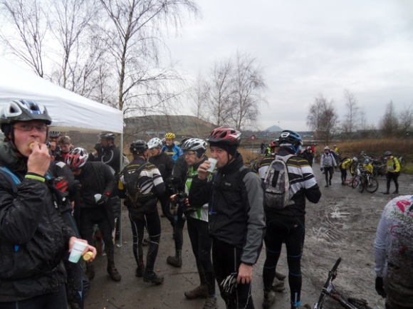 Chicon bike tour 2014 - ravitaillement