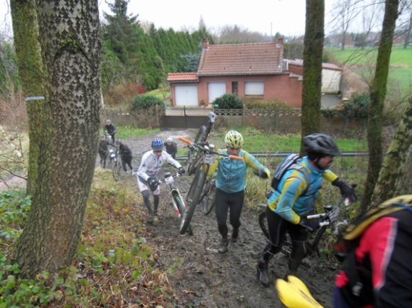 Chicon bike tour 2014 - cycliste