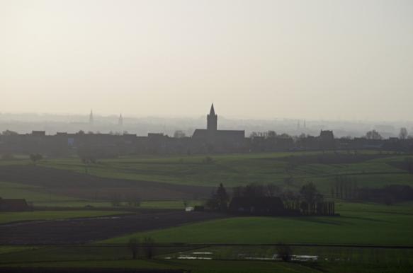 Panorama vu du Monteberg