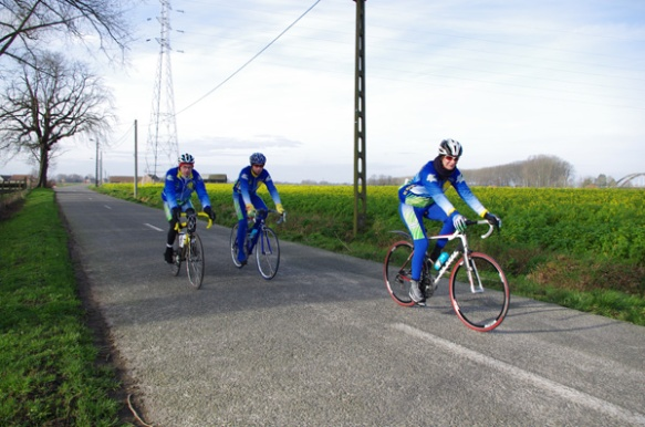 Cycliste - Retrouvailles 2014