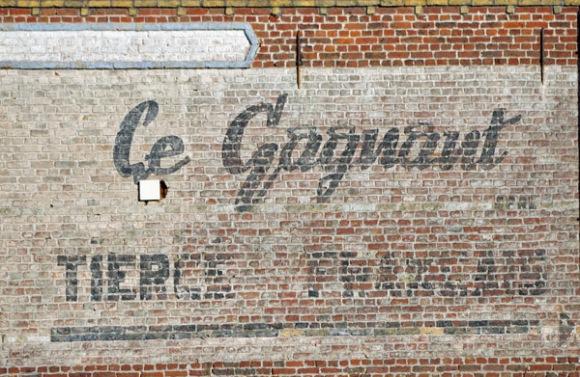 Mur Peint Le Romarin
