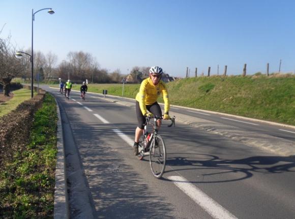 Cycliste -  Balade de Leo 2014