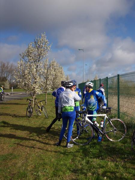 Cyclistes - Rallye des Lilas - Wambrechies 2014A