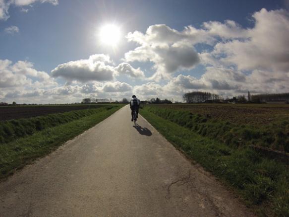 Cyclistes - Rallye des Lilas - Wambrechies 2014