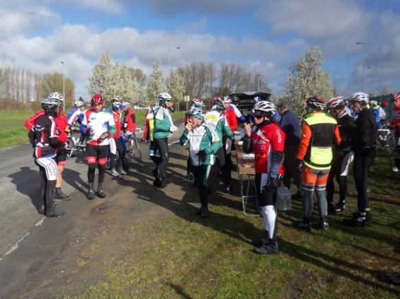 Ravitaillement - Rallye des Lilas - Wambrechies 2014