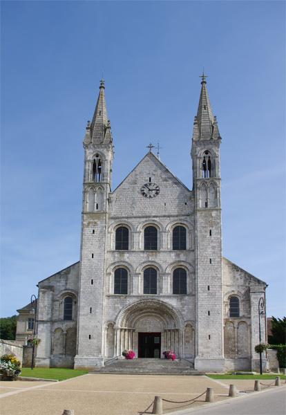 Abbaye bénédictine de Saint Gerorges