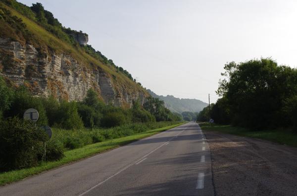 Route des Falaises - Le Havre