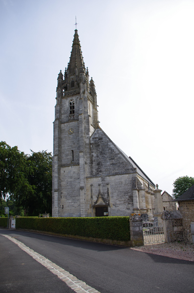 Eglise de Paroisse Saint Denis de Seine