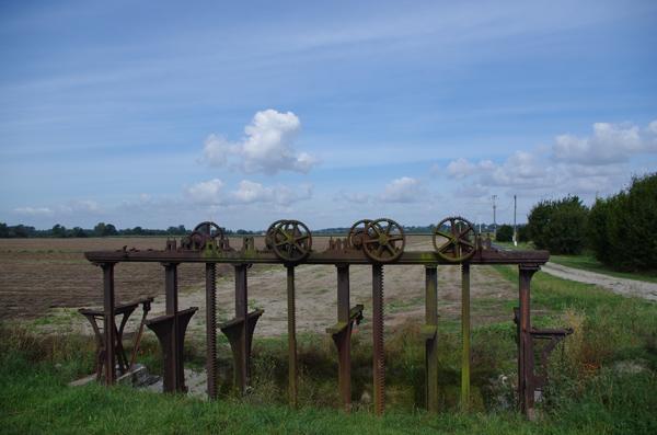 Mécanismes d'irrigation