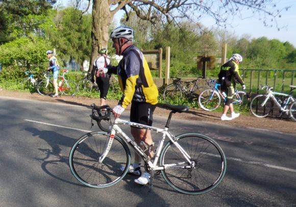 Cycliste - Des Weppes à l'Artois Radinghem 2014