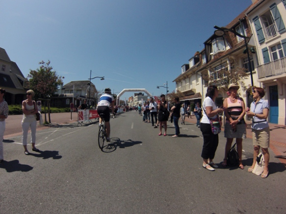 Lille Hardelot 2014 - Cyclistes