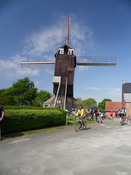 Moulin - Randonnée de Boeschepe 2014