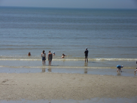 Lille Hardelot 2014 - La plage