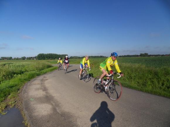 Cyclistes - Souvenir Gérard Malle Haubourdin 2014