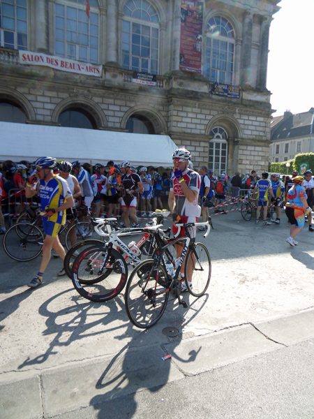 Lille Hardelot 2014 - Ravitaillement Saint Omer