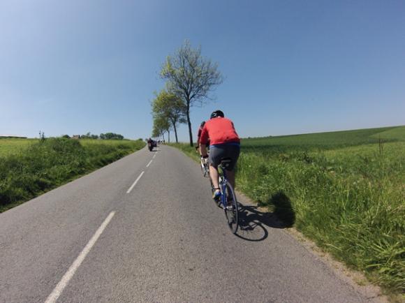Lille Hardelot 2014 - Cyclistes