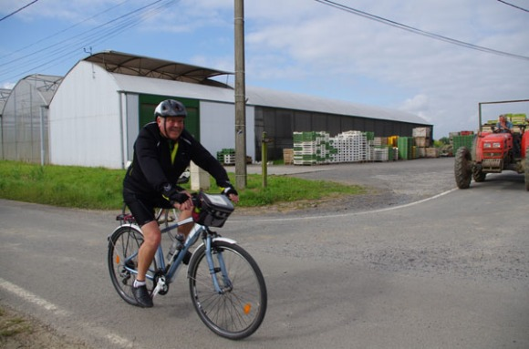 Cyclothon 2014 - cyclistes