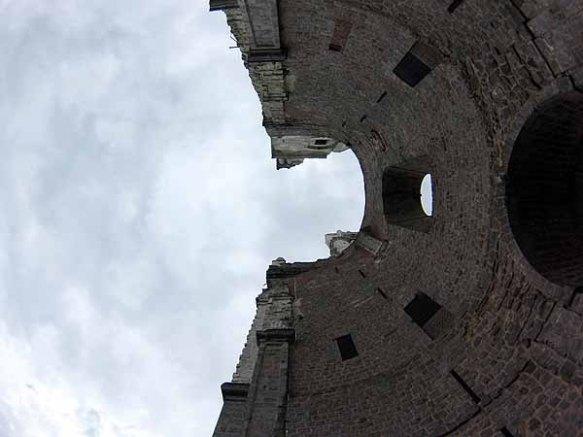 Abbaye de Mont Saint Eloi - Le dormeur du Val