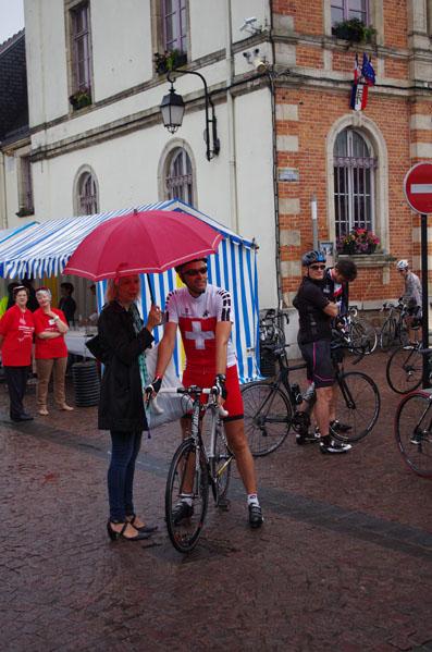 Lille Etaples 2014 - Départ