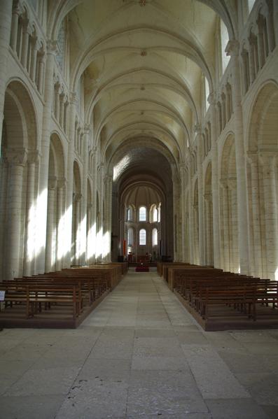 Eglise de l'abbaye de Saint Georges