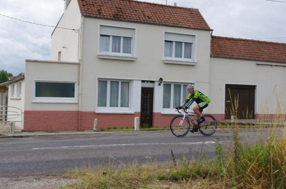 Lille Etaples 2014 - Cyclistes
