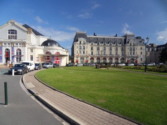Grand hôtel - Cabourg