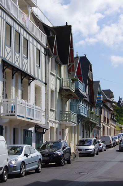 Maisons de Trouville