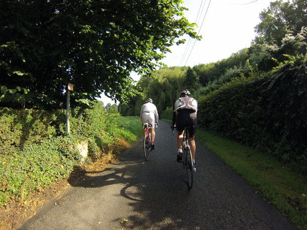 Cyclistes - Du pévèle au hainaut