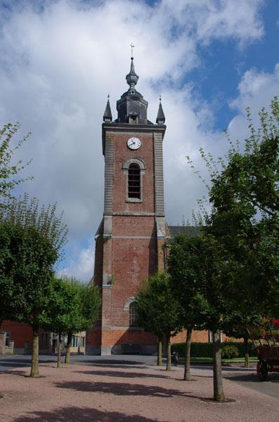 Eglise de Catillon sur Sambre