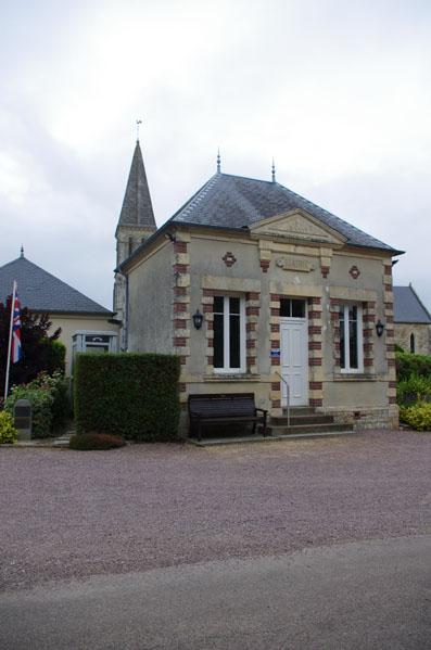 Mairie de Saint Vaast sur Seulles - Calvados