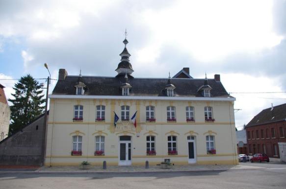 Mairie de Catillon sur Sambre