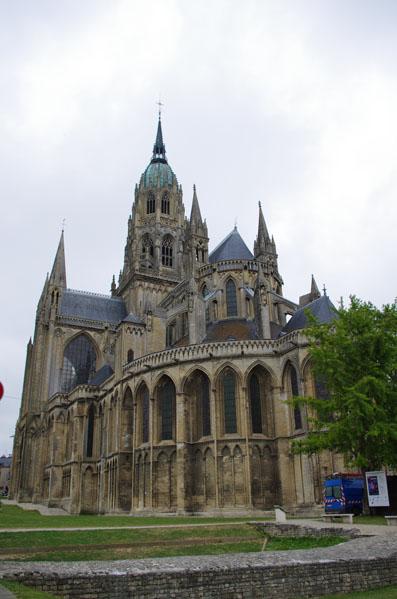 Cathédrale de Bayeux - Calvados
