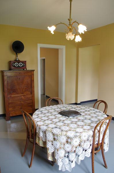 Appartement Familistère de Guise