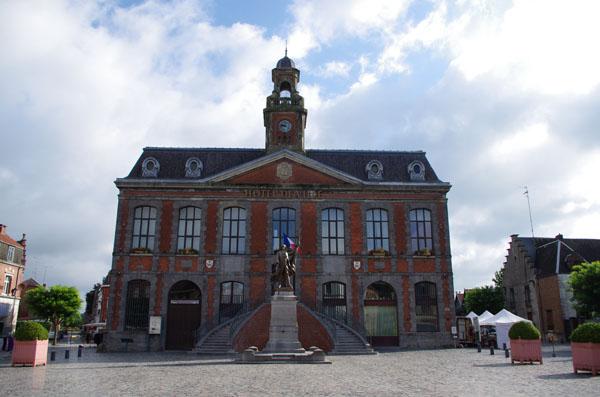 Mairie de Landrecies