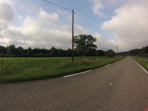 Sur la route de Maroilles