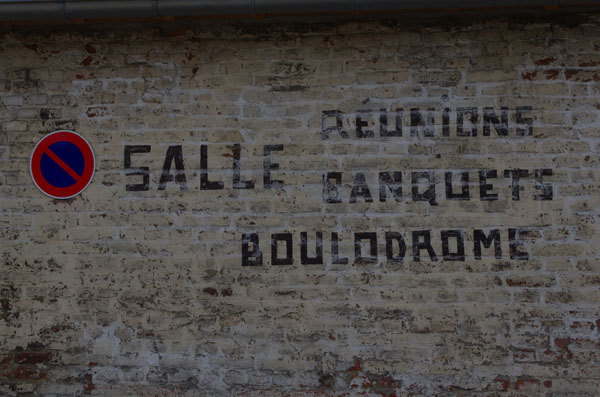 Publicité peinte Etreaupont