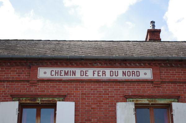 Chemin de fer du Nord Etreaupont