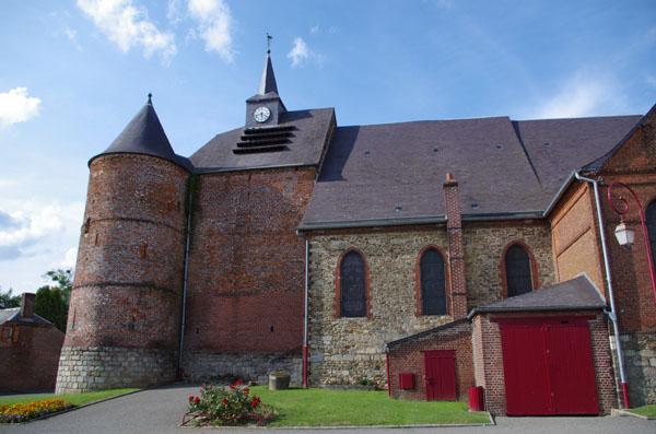 Eglise de Wimy