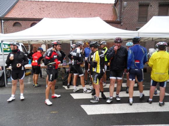 Ravitaiilement- Route des Monts 2014
