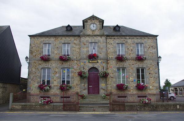 Mairie de Saint MArtin des Besaces - Calvados